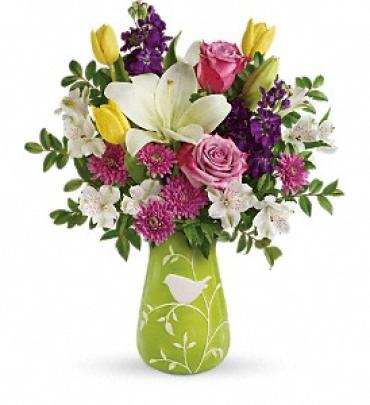 Veranda Blooms Bouquet