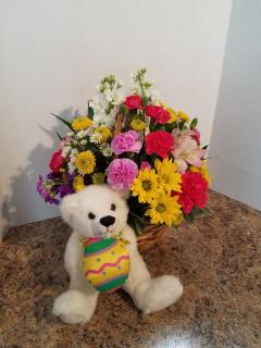 BEARY EASTER SURPRISE